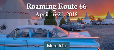 roaming route 66 safari 2018