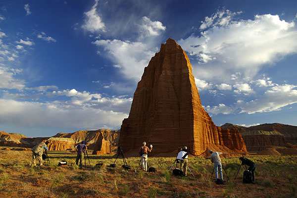 Temple of the Sun, Utah